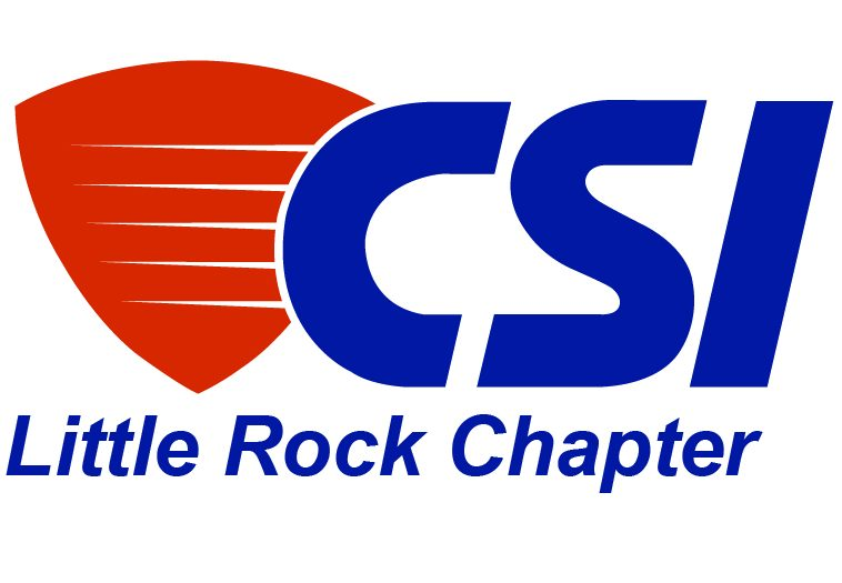 Little Rock Chapter of the Construction Specifications Institute